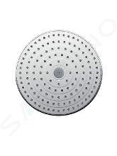 Hansgrohe Raindance Select S - Hlavová sprcha 240, 2 proudy, EcoSmart 9 l/min, sprchové rameno 390 mm, bílá/chrom 26470400