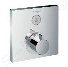 Hansgrohe Shower Select - Termostatická sprchová batéria pod omietku, chróm 15762000