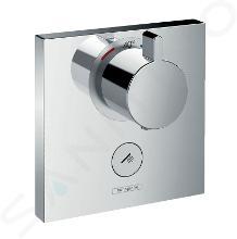 Hansgrohe Shower Select - Termostatická batéria pod omietku, 1 štandardný a 1 dodatočný výstup, chróm 15761000