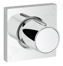 Grohe Grohtherm F - Set de finition de la vanne encastrée, chrome 27623000
