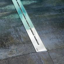 Ravak Runway - Odtokový žľab, 300mm, nehrdzavejúca oceľ X01418