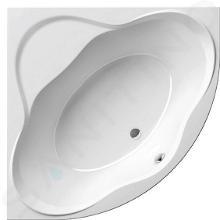 Ravak NewDay - Rohová vaňa 1500x1500 mm, biela C661000000