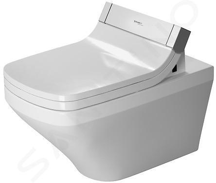 Duravit DuraStyle - Závěsné WC pro SensoWash, bílá 2537590000