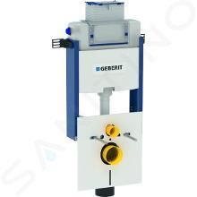 Geberit Combifix - Modulo di installazione per WC sospesi, 98 cm, con cassetta di risciacquo ad incasso Omega 12 cm 110.010.00.1