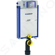 Geberit Combifix - Modulo di installazione per WC sospesi, 106 cm, con cassetta di risciacquo ad incasso Omega 12 cm 110.020.00.1