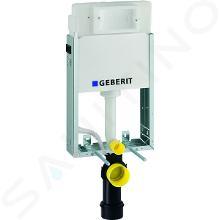 Geberit Combifix - Modulo di installazione Basic per WC sospesi, 108 cm, con cassetta di risciacquo ad incasso Delta 12 cm 110.100.00.1