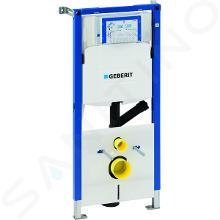 Geberit Duofix - Montážny prvok na závesné WC, 112 cm, splachovacia nádržka pod omietku Sigma 12 cm, na odsávanie zápachu 111.367.00.5