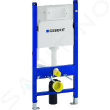 Geberit Duofix - Montážny prvok Basic na závesné WC, 112 cm, splachovacia nádržka pod omietku Delta 12 cm 111.153.00.1