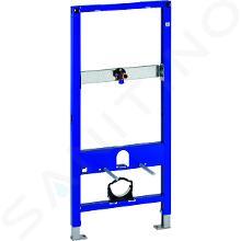 Geberit Duofix - Montážní prvek pro závěsné WC, 112 cm, s nádržkou na WC míse 111.203.00.1