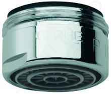 Grohe Ersatzteile - Luftsprudler (Mousseur), M24x1, 15 l/min, verchromt 13929000