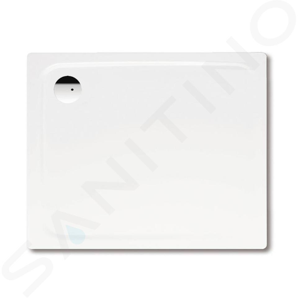 Kaldewei Avantgarde - Obdélníková sprchová vanička Superplan 398-1, 800 x 1000 mm, bílá - sprchová vanička, Perl-Effekt, bez polystyrénového nosiče 447200013001