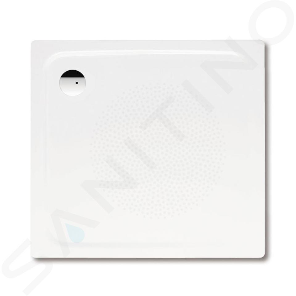 Kaldewei Avantgarde - Obdélníková sprchová vanička Superplan 388-1, 800 x 900 mm, bílá - sprchová vanička, antislip, Perl-Effekt, bez polystyrénového nosiče 447830003001