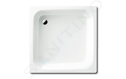 Kaldewei Advantage - Obdélníková sprchová vanička Sanidusch 540, 700 x 750 mm, bílá - sprchová vanička, Perl-Effekt, bez polystyrénového nosiče 448000013001