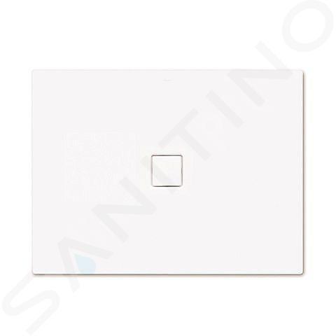 Kaldewei Avantgarde - Obdélníková sprchová vanička Conoflat 784-1, 900 x 1000 mm, bílá - sprchová vanička, Perl-Effekt, bez polystyrénového nosiče 465400013001