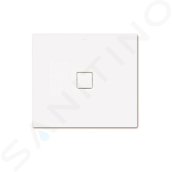 Kaldewei Avantgarde - Obdélníková sprchová vanička Conoflat 784-2, 900 x 1000 mm, bílá - sprchová vanička, celoplošný antislip, polystyrénový nosič 465435040001