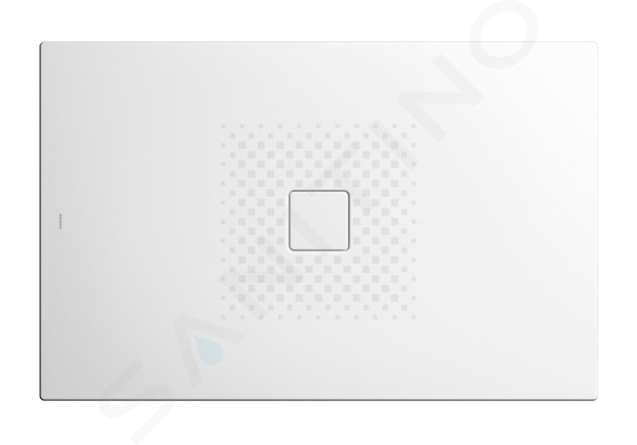 Kaldewei Avantgarde - Sprchová vanička Conoflat 785-1, 1200x900 mm, antislip, Perl-Effekt, bez polystyrénového nosiče, bílá 465530003001