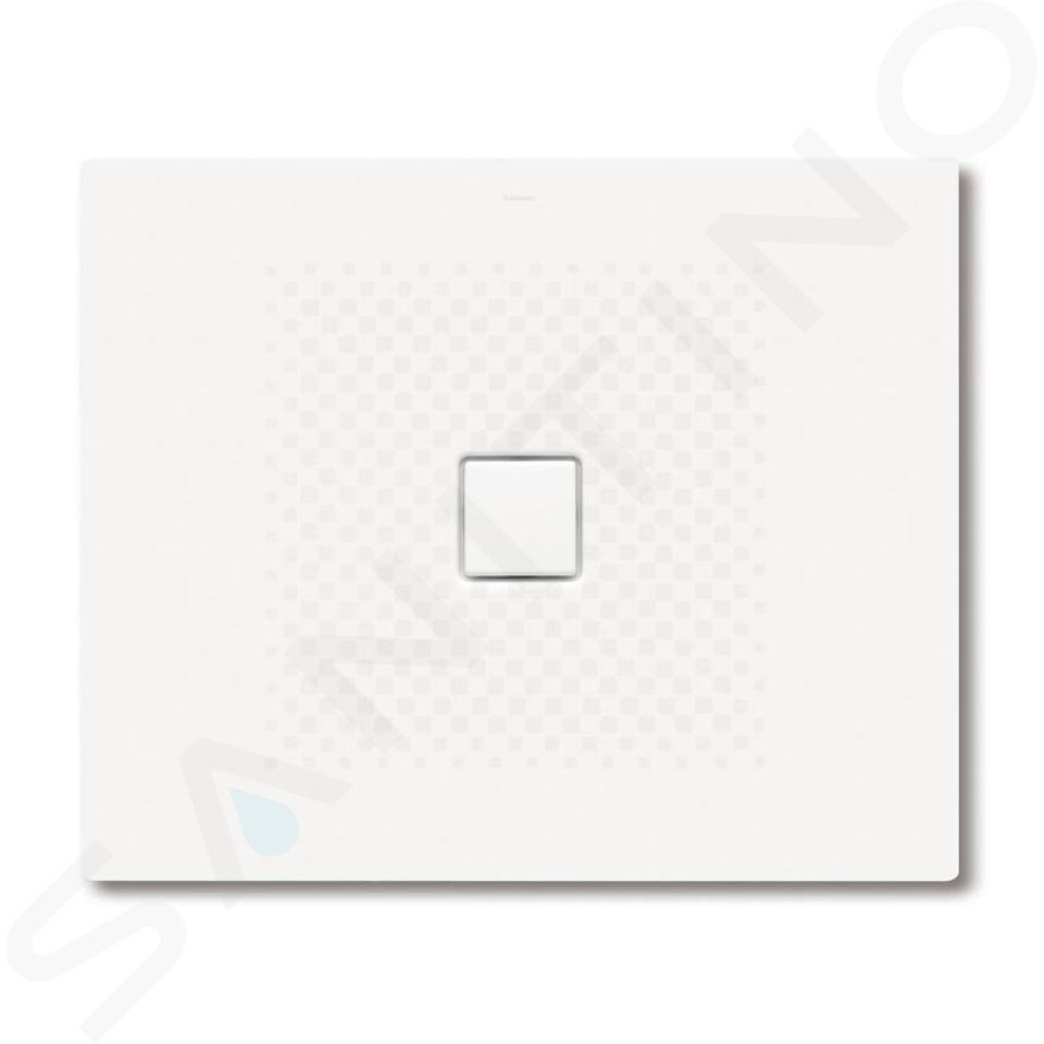 Kaldewei Avantgarde - Obdélníková sprchová vanička Conoflat 789-2, 1000 x 1200 mm, bílá - sprchová vanička, antislip, Perl-Effekt, polystyrénový nosič 465935003001