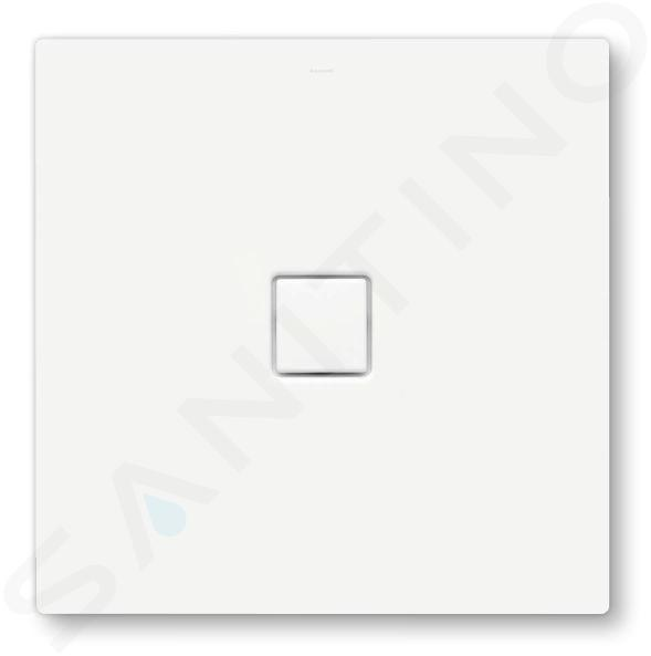 Kaldewei Avantgarde - Čtvercová sprchová vanička Conoflat 790-1, 1200 x 1200 mm, bílá - sprchová vanička, antislip, Perl-Effekt, bez polystyrénového nosiče 466030003001