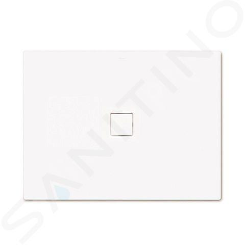 Kaldewei Avantgarde - Obdélníková sprchová vanička Conoflat 791-1, 800 x 1300 mm, bílá - sprchová vanička, bez polystyrénového nosiče 466100010001