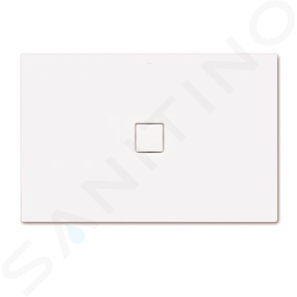 Kaldewei Avantgarde - Obdélníková sprchová vanička Conoflat 791-1, 800 x 1300 mm, bílá - sprchová vanička, celoplošný antislip, Perl-Effekt, bez polystyrénového nosiče 466130023001