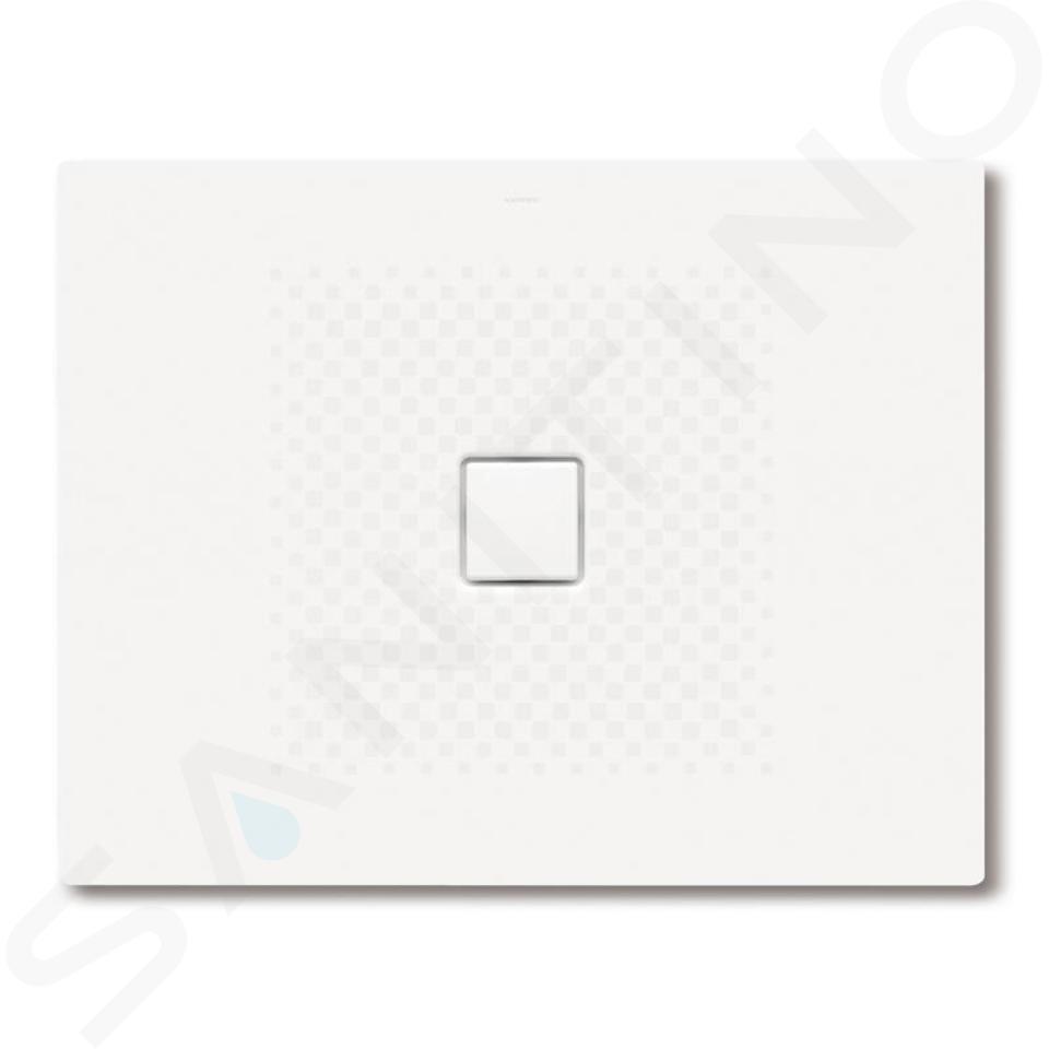 Kaldewei Avantgarde - Obdélníková sprchová vanička Conoflat 792-2, 900 x 1300 mm, bílá - sprchová vanička, antislip, Perl-Effekt, polystyrénový nosič 466235003001
