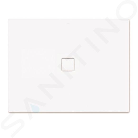 Kaldewei Avantgarde - Obdélníková sprchová vanička Conoflat 793-1, 1000 x 1300 mm, bílá - sprchová vanička, celoplošný antislip, Perl-Effekt, bez polystyrénového nosiče 466330023001