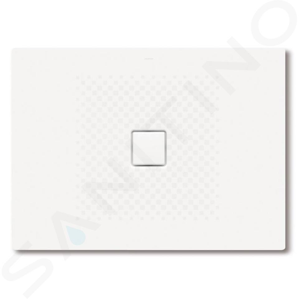 Kaldewei Avantgarde - Obdélníková sprchová vanička Conoflat 794-1, 800 x 1400 mm, bílá - sprchová vanička, antislip, Perl-Effekt, bez polystyrénového nosiče 466430003001