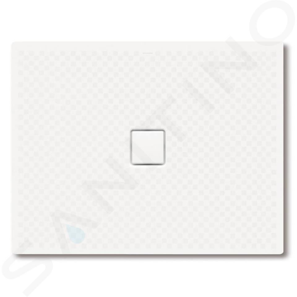 Kaldewei Avantgarde - Obdélníková sprchová vanička Conoflat 795-2, 900 x 1400 mm, bílá - sprchová vanička, celoplošný antislip, polystyrénový nosič 466535040001