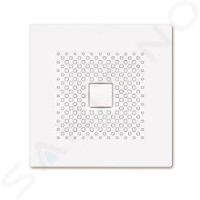 Kaldewei Avantgarde - Čtvercová sprchová vanička Conoflat 852-2, 800 x 800 mm, bílá - sprchová vanička, antislip, Perl-Effekt, polystyrénový nosič 466835003001