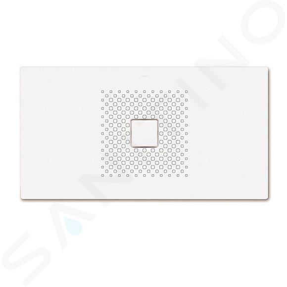 Kaldewei Avantgarde - Obdélníková sprchová vanička Conoflat 855-2, 800 x 1500 mm, bílá - sprchová vanička, antislip, polystyrénový nosič 467135000001
