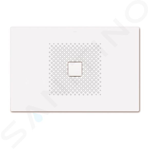Kaldewei Avantgarde - Obdélníková sprchová vanička Conoflat 857-1, 1000 x 1500 mm, bílá - sprchová vanička, antislip, Perl-Effekt, bez polystyrénového nosiče 467330003001