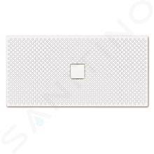 Kaldewei Avantgarde - Obdélníková sprchová vanička Conoflat 859-2, 800 x 1600 mm, bílá - sprchová vanička, celoplošný antislip, polystyrénový nosič 467535040001