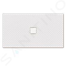 Kaldewei Avantgarde - Obdélníková sprchová vanička Conoflat 860-2, 900 x 1600 mm, bílá - sprchová vanička, celoplošný antislip, polystyrénový nosič 467635040001