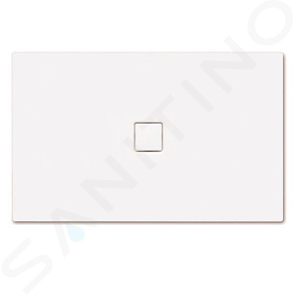 Kaldewei Avantgarde - Obdélníková sprchová vanička Conoflat 861-1, 1000 x 1600 mm, bílá - sprchová vanička, Perl-Effekt, bez polystyrénového nosiče 467700013001