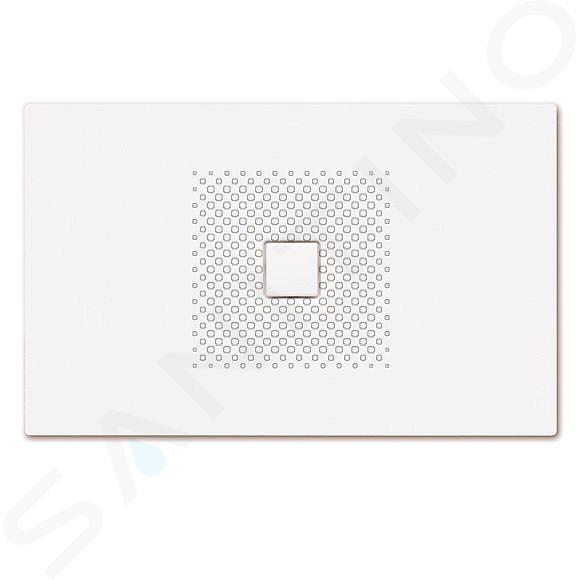 Kaldewei Avantgarde - Obdélníková sprchová vanička Conoflat 861-2, 1000 x 1600 mm, bílá - sprchová vanička, antislip, Perl-Effekt, polystyrénový nosič 467735003001