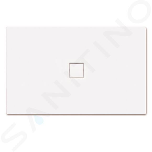 Kaldewei Avantgarde - Obdélníková sprchová vanička Conoflat 861-2, 1000 x 1600 mm, bílá - sprchová vanička, polystyrénový nosič 467748040001