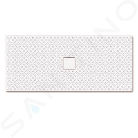 Kaldewei Avantgarde - Obdélníková sprchová vanička Conoflat 862-2, 750 x 1700 mm, bílá - sprchová vanička, celoplošný antislip, polystyrénový nosič 467835040001