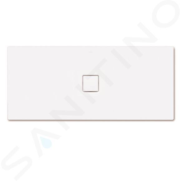 Kaldewei Avantgarde - Obdélníková sprchová vanička Conoflat 862-2, 750 x 1700 mm, bílá - sprchová vanička, Perl-Effekt, polystyrénový nosič 467848043001