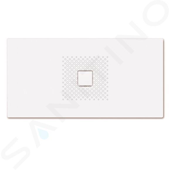 Kaldewei Avantgarde - Obdélníková sprchová vanička Conoflat 863-1, 900 x 1700 mm, bílá - sprchová vanička, antislip, Perl-Effekt, bez polystyrénového nosiče 467930003001