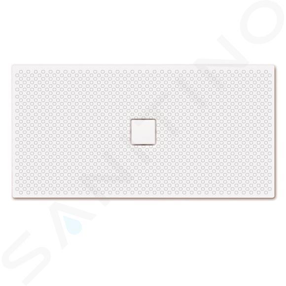Kaldewei Avantgarde - Obdélníková sprchová vanička Conoflat 863-1, 900 x 1700 mm, bílá - sprchová vanička, celoplošný antislip, bez polystyrénového nosiče 467930020001