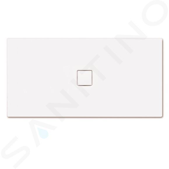 Kaldewei Avantgarde - Obdélníková sprchová vanička Conoflat 863-2, 900 x 1700 mm, bílá - sprchová vanička, polystyrénový nosič 467948040001