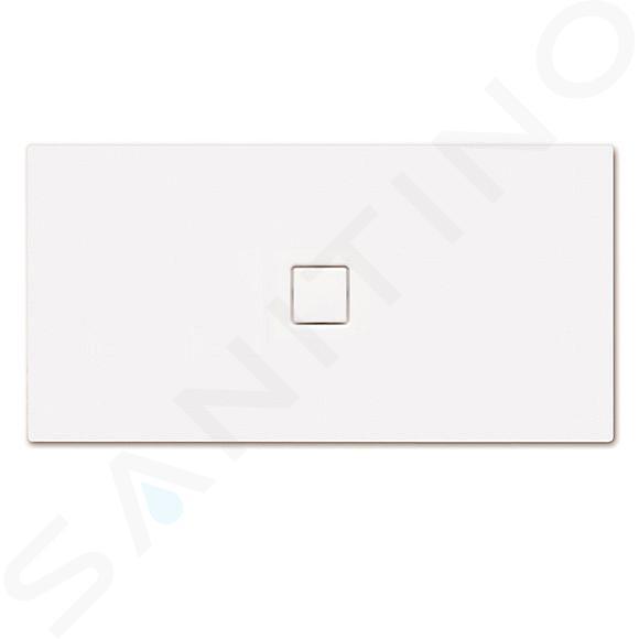 Kaldewei Avantgarde - Obdélníková sprchová vanička Conoflat 866-2, 900 x 1800 mm, bílá - sprchová vanička, antislip, polystyrénový nosič 468335000001