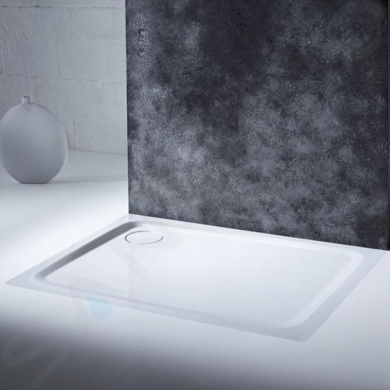 Kaldewei Avantgarde - Obdélníková sprchová vanička Superplan Plus 481-1, 700x1200 mm, Perl-Effekt, bílá 470600013001