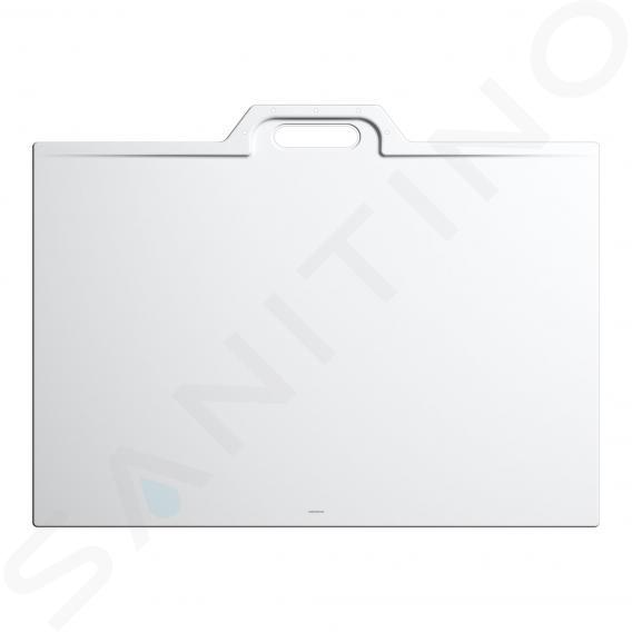 Kaldewei Avantgarde - Sprchová vanička Xetis 887, 800x1200 mm, Perl-Effekt, bílá 488700013001