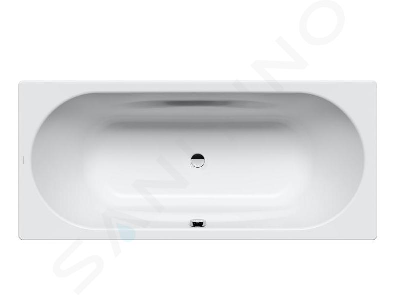 Kaldewei Ambiente - Vana Vaio Duo 950, 1800x800 mm, otvory pro madla, bílá 233010110001