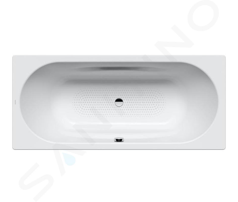 Kaldewei Ambiente - Vana Vaio Duo 950, 1800x800 mm, Perl-Effekt, celoplošný antislip, bílá 233034013001