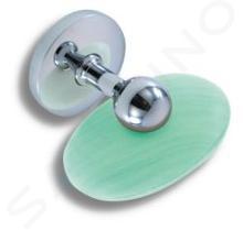 Novaservis Metalia 1 - Magnetische zeephouder, chroom 6141,0