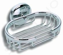 Novaservis Metalia 1 - Zeephouder draadmodel, chroom 6148,0