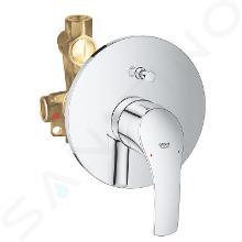 Grohe Eurosmart - Rubinetto ad incasso per vasca da bagno, con corpo incasso, cromato 33305002