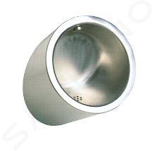 Sanela Pisoáre z nehrdzavejúcej ocele - Antivandalový pisoár z nehrdzavejúcej ocele guľatý SLPN 09